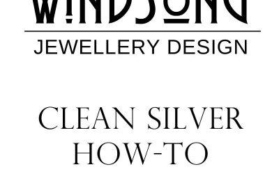 Clean Silver DIY