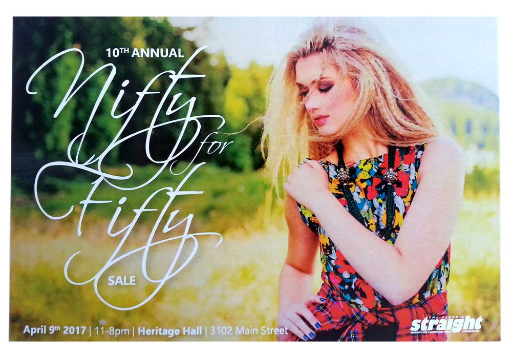 Events Schedule Nifty For Fifty Sale - Windsong Jewellery Design